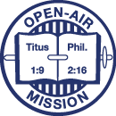 The Open-Air Mission - logo