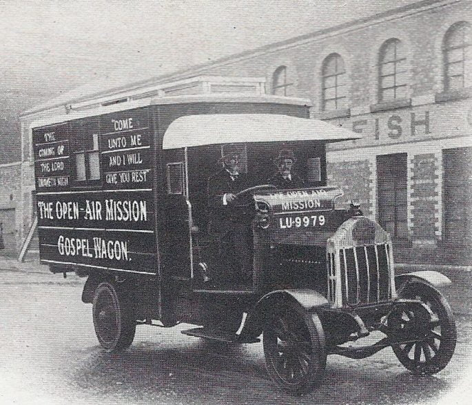 Gospel Wagon