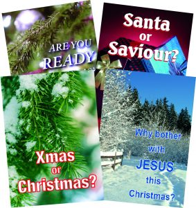 Christmas Tracts/Leaflets (2)