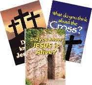 Easter Tracts/Leaflets